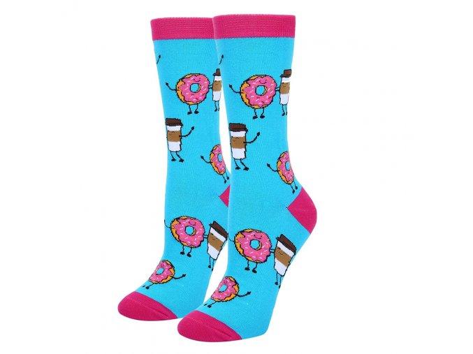 sushi ponožky vtipne barevne skladem jako darek pro muze zeny pritelkyni kamarada eshop brno vasenebe vase nebe sladkosti kokina s donutem doughnut sushi