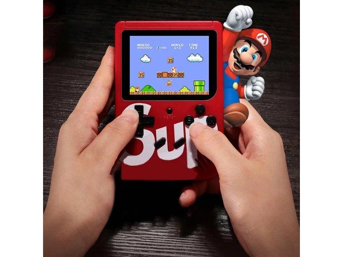gamebox gameboy herní konzole levně levná skladem levny darek pro hrace pro deti SUP Gaming Station 1024x1024