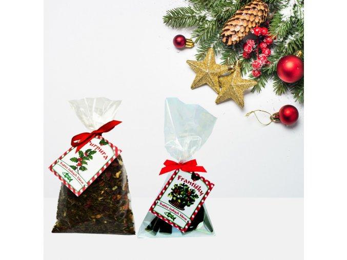 vánoční puprura vonné františky vůně vánoc levny darek k vanocum purpur