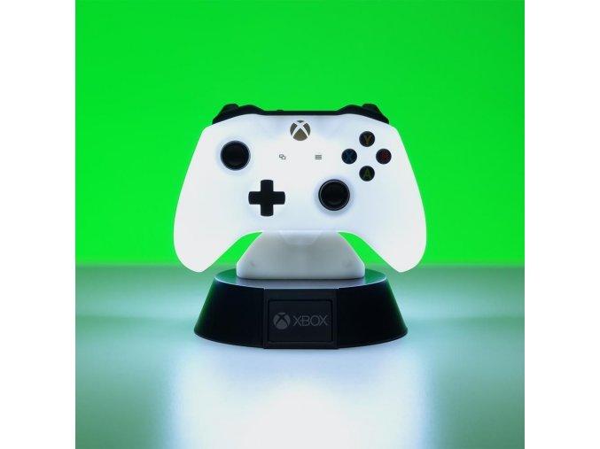 xbox lampička pro fanoušky pro hráče konzole ovladač na xbox hry hraní pro kluky pro holky 83678 xbox controller icon light w3