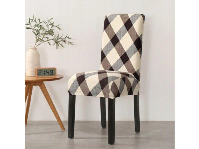 potah na zidli potahy na zidle nove zidle levne silonovy cerny bily barevny s kvety ruzne barvy cz skladem v cesku z ceska elasticky seat cover chair vasenebe