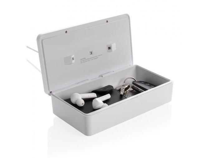 uv-c uvc zareni ultrafialove zareni uv sterilizator sterilni sterilizace cisteni rousek a respiratoru dezinfekce rousek sterilizacni box skladem v cr cz
