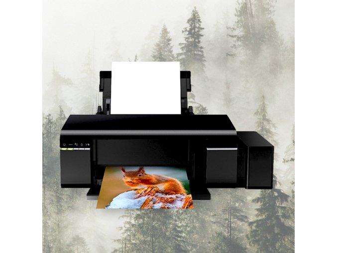magneticky papír foto fotopapir papir magnetky magnety z fotek fotografii doma diy papir s magnetem magnety na lednici lednicku s vlastni fotkou do tiskarny