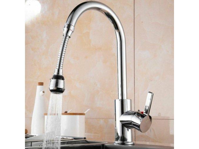 nastavec na kohoutek uspora vody redukce