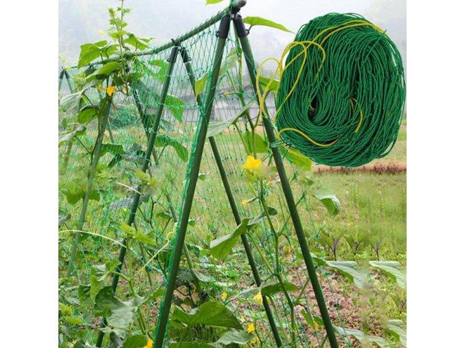 zahradni sit na popinave okrasne rostliny kvetiny ovoce zeleninu vinnou revu sit do vinohradu velka mala skladem levna