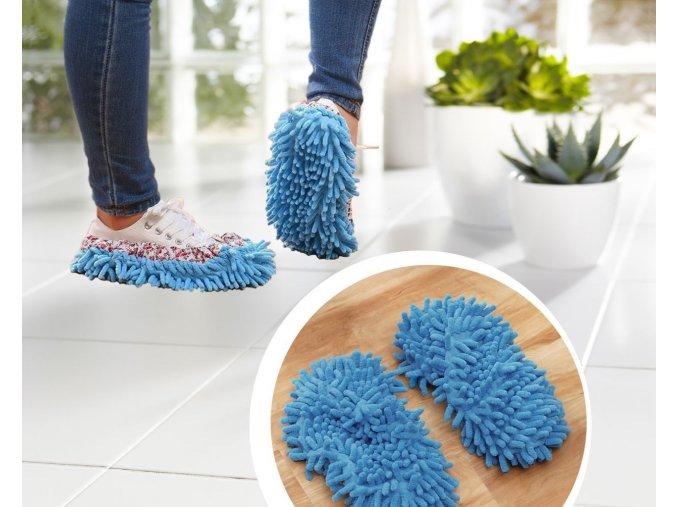 Čistící papuče