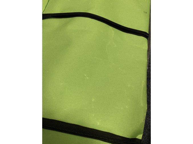 Multifunkční nákupní taška s kolečky