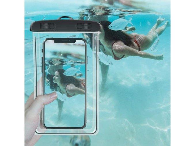 vodeodolne pouzdro na mobil do vody do bazenu k moři iphone samsung huawei telefon mobil phone skladem brno barevne vaše nebe vašenebe eshop