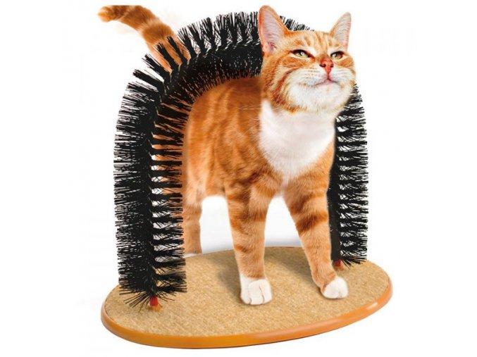 Škrabadlo pro kočky Purrfect arch