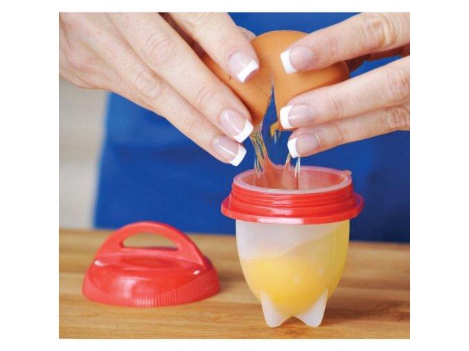 formičky na vejce na vaření vajec bez skořápky vajíčko silikonové formičky nádobky z plastu skladem brno eshop vaše nebe vašenebe
