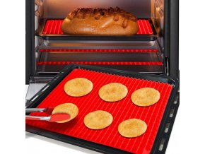 homerri pyramid pan silicone baking mat 7338761224273