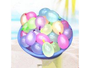 latex water balloon balls water bomb pump