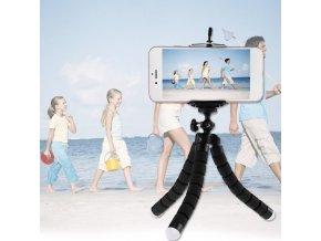 Flexibilní stativ na mobilní telefon