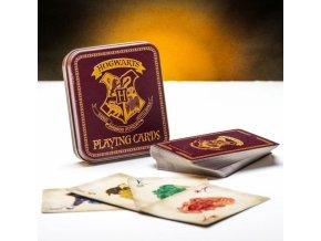 Kouzelné hrací karty Harry Potter