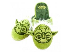 Pánské papuče Yoda Star Wars