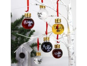 alkoholové banky ozdoby na stromeček vánoční s alkoholem na alkohol dárek vtip sranda pro muže pro ženy rpo dospělé na slivovici na rum na vodku víno, pivo, panák skladem 81cqiPFP7nL. SL1500