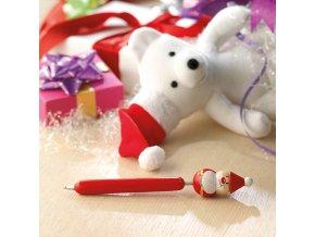 vánoční propiska tužka pero drobný levný dárek pro kolegu kamarádku online 1175059 CX1313 05 3