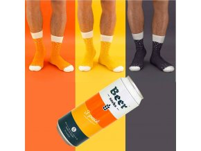 luckies beer socks 3 pack can op 29988.1574417468.1000.1000