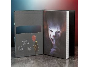 notes stephen kings it 2017 notebook 3d lenticular