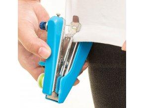 mini ruční šici stroj