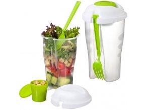 Custom Printed Salad Shaker Sets