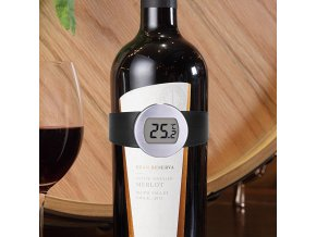 02 digital lcd wine bottle thermometer temperature reader