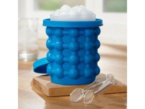 led ice genie výrobník ledu nádoba na led forma silikonová
