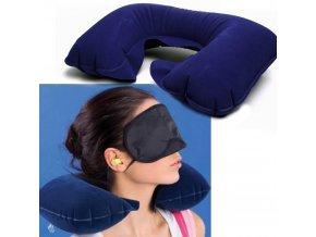 pillow travel cestovni polstarek nafukovaci za krk cestovani cestovni