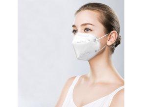 respirator jednorazovy nano skladem brno ffp2 kn95 levne zdarma zadarmo