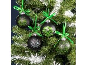 pp6463xb xbox glass christmas ornaments square lifestyle