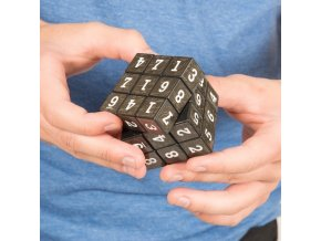 sudoku kostka rubikova kostka hlavolam darek tip na darek pro muze Sudoku Cube Puzzle