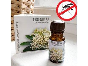 etericky olej olejicek hrebicek s hrebickem hrebickovy proti komarum stresu aroma lampa