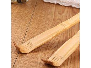bambusove drevene drbatko skrabatko na zada masazni valecky masazni masaz levne brno skladem