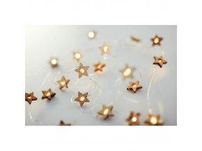 světelný led řetěz na stromeček světýlka na stromek vánoční hvězdičky, 20LED skladem online nákup eshop čr 1202532 CX1462 40 E 1202533 CX1462 40 F