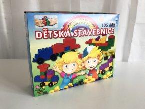 Česká stavebnice pro děti