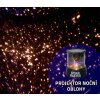 projektor nocni oblohy hvezdy mesic na stenu strop pokojicku pro deti obloha souhvezdi darek tip na vanoce narozeniny