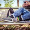 silikonove tkanicky univerzalni barevne pro deti dospele silicone laces shoe