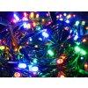 vánoční světýlka na stromeček na strom stromek vánoce do okna světelný led řetěz osvětlení závěs 200 led stažený soubor images