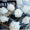 led svitici rezet vanocni ruze ruzicky penove z peny umele dekorace skladem levne brnorosesss