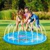 vodni strikaci podlozka vodotrysk pro deti na zahradu leto voda bazen radovanky zabava rodina