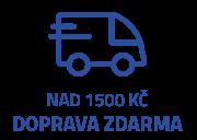 Doprava zdarma od 1000 Kč