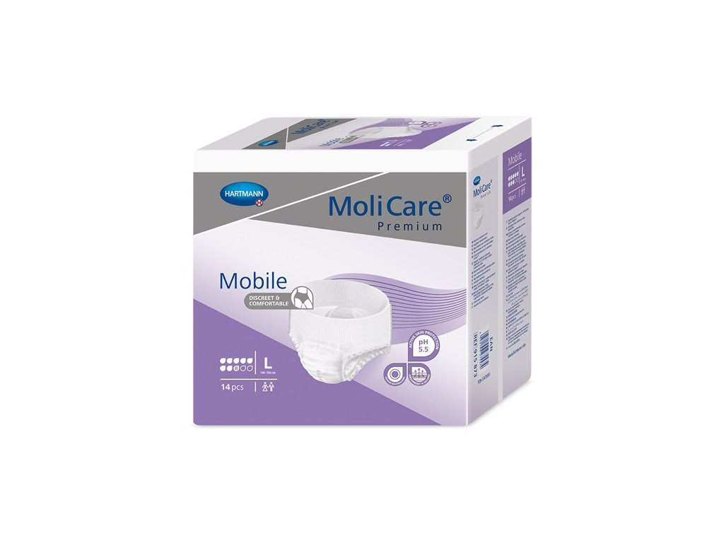 1020 molicare mobile 8 kapek l 14 ks