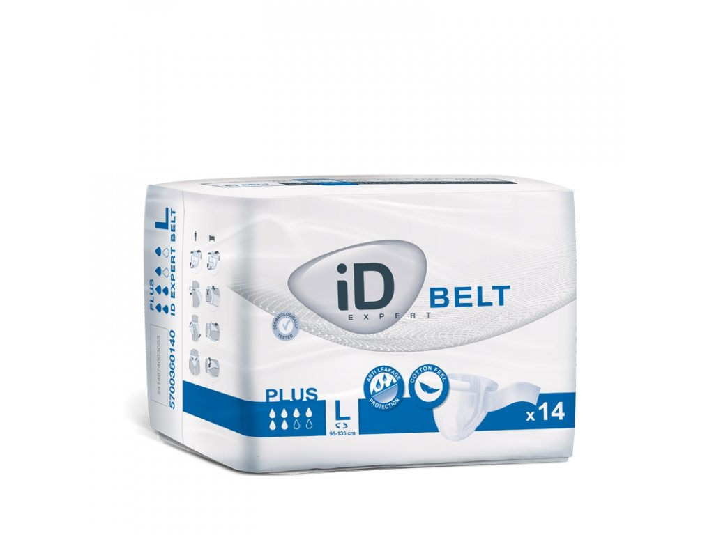 1170 id belt large plus 14 ks