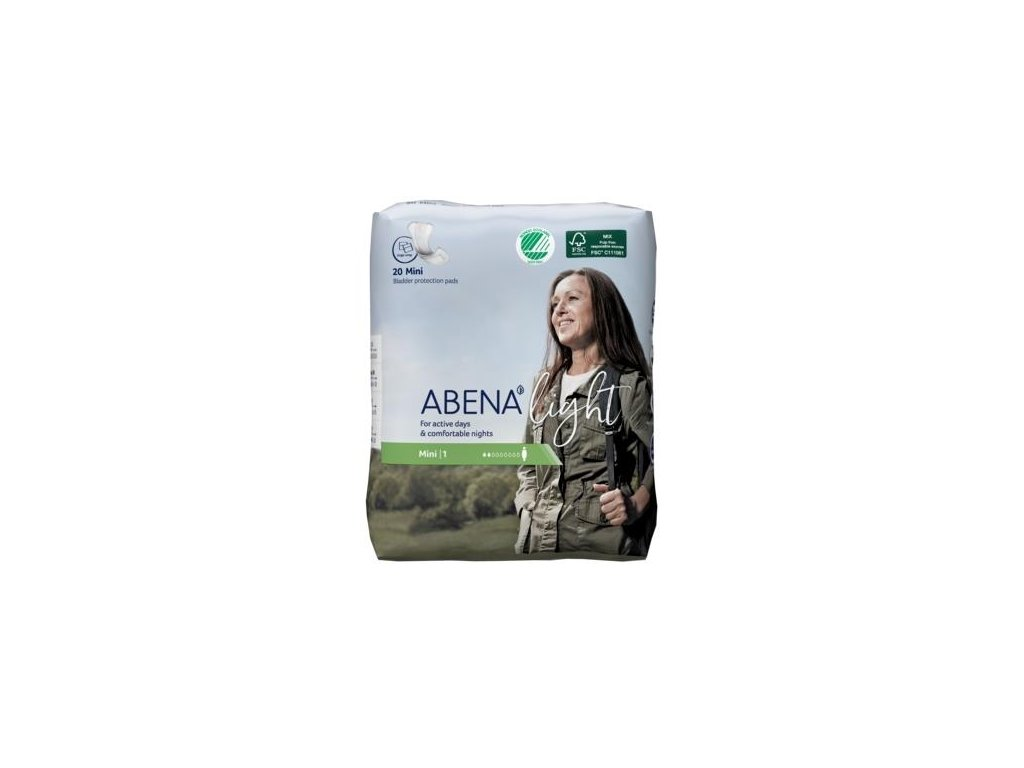 1635 abena light mini 1 20 ks