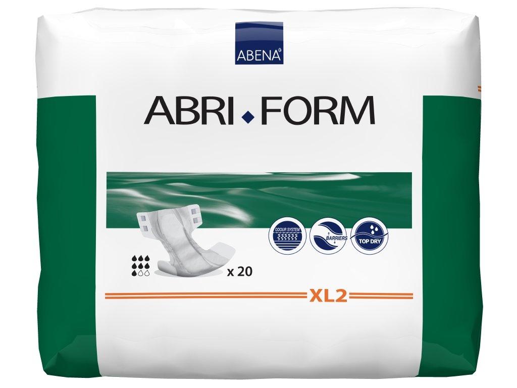 1722 abri form comfort xl2 20 ks
