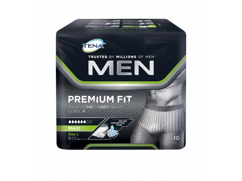 176 1 tena men level 4 protective underwear l 10ks