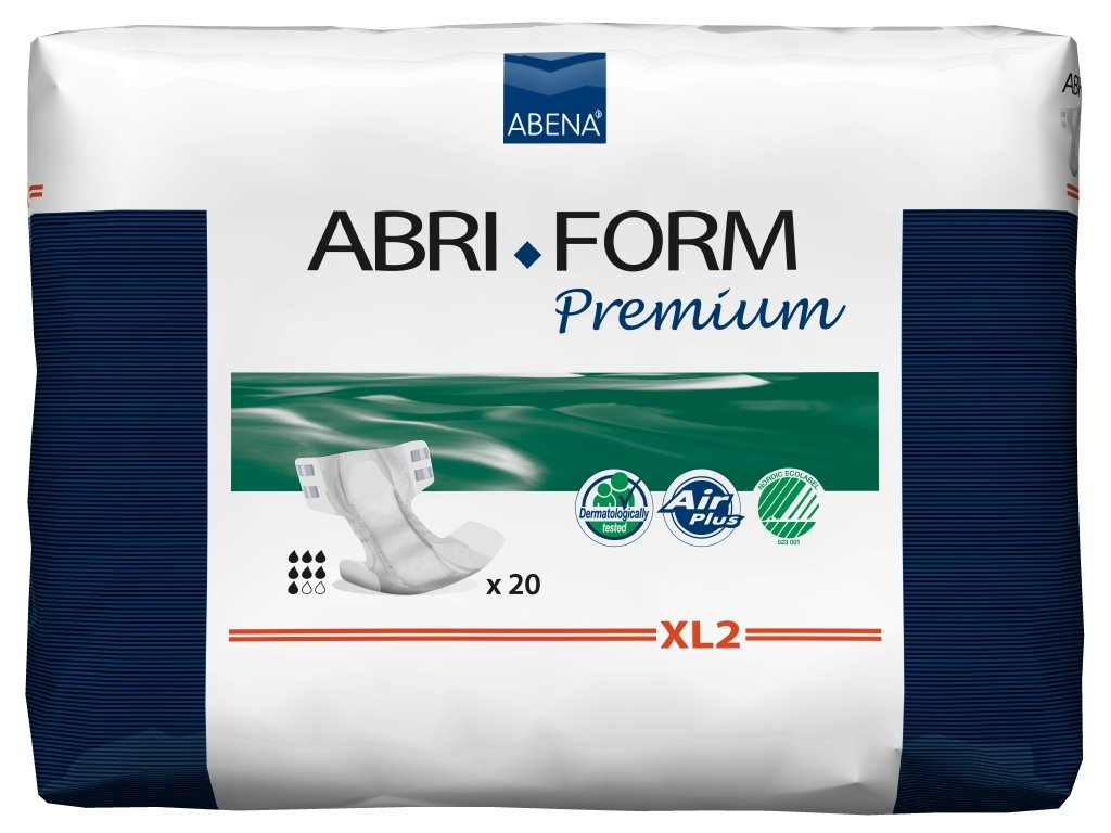 1770 abri form premium xl2 20 ks