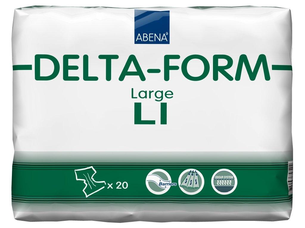 2067 delta form l1 20 ks