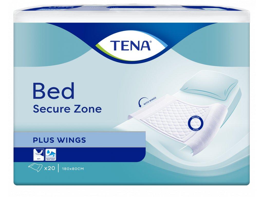 284 tena bed plus wings 180x80 cm se zalozkami 20 ks