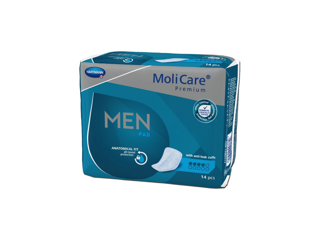470 molicare men 4 kapky protect 14 ks